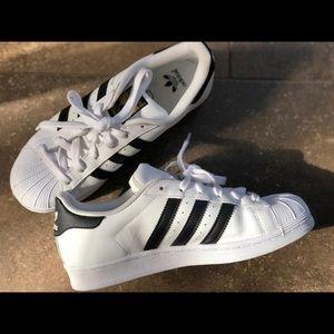 Kids adidas Originals Superstar Ortholite US 5.5